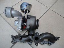 Turbocompresseur VW Skoda Passat Audi Seat 2.0 TDI (2003-2009) BKD BKP AZV 724930