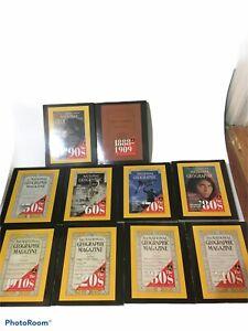National Geographic Magazine CDROM 10's ,20's,30's,40's,50's,60's,70's,80's,90's