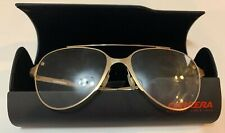 Carrera Aviator Glasses Goldtone CA6663 GMO 145 Eyewear Prescription Frame