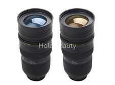 Coffee Lens Cup 24-70mm f/2.8 1:1 Stainless steel Lens Cup   for Nikon Lens Cup