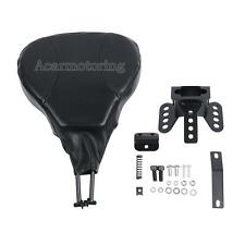 Adjustable Drivers Backrest Pad For Harley HD Touring Ultra Classic FLHTC 09-15