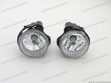 1Pair Fog Lamps Lights For SUBARU FORESTER2009-2013 /2008-2010 IMPREZA WRX STI