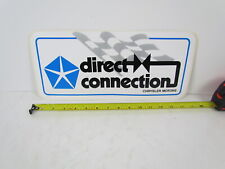 10 Vintage Mopar Direct Connection Large 14.5