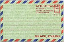 NOUVELLE CALEDONIE - Aerogramme : Yvert n. 4 - RARE!