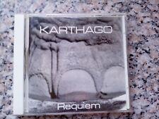 KARTHAGO REQUIEM CD selten Rar Rock