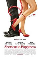 SHORTCUT TO HAPPINESS Movie POSTER 27x40