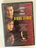 VIRUS LETALE RARO DVD vendita ITALIA sigillato - DUSTIN HOFFMAN MORGAN FREEMAN