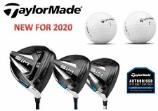 **NEW FOR 2020** TaylorMade SIM Golf Driver **FREE SLEEVE OF BALLS**