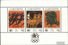 Suriname Block37 (complete issue) unmounted mint / never hinged 1984 Summer