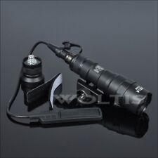 M300B Scout Light Tactical Torch Flashlight 400 Lumen LED Light w/ Tail Switch