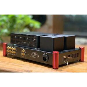 HiFi Vacuum Tube Preamplifier Stereo Audio Preamp 12AU7 6N2 6Z4 6N4 Tube pe66