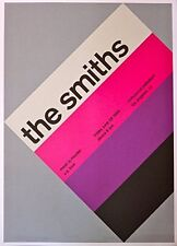 The Smiths - Live at Hollywood Paladium - Concert Advertising Poster - 10x14