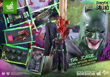 Hot Toys Suicide Squad Joker Batman Imposter figure 1/6 scale MMS384 Sideshow