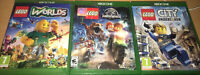 Xbox one/ Series X - Lego Bundle - Pegi 7 - All Nice Condition, Missing Manuals