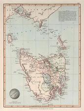 Reproduction Australian Antique Maps, Atlases & Globes