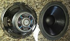 """Old school Jensen 12"""" JP1200 PRO DVC subwoofers PAIR 375w Made in USA! Tested!!"""