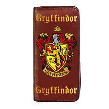 New Harry Potter Gryffindor PU Wallet Bag Gift