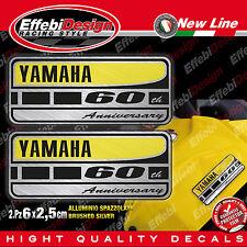 Adesivi/Stickers Kit YAMAHA 60TH Anniversary YEC R1 R6 FZ6 FZ1 FZ8 TMAX MT XJ XT