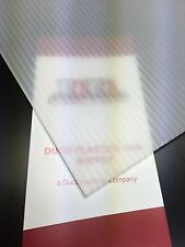 4mm Translucent 36 in x 24 in (10 pack) Corrugated Plastic Coroplast Sheets Sign