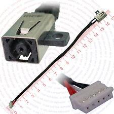 ASUS 450.00908.0001 Dc Jack Zócalo Puerto de alimentación con conector de Cable Arnés