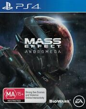 Mass Effect Andromeda [Used] Playstation 4 Game