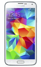 Samsung Galaxy S5 SM-G900F white Android Smartphone Handy & OVP