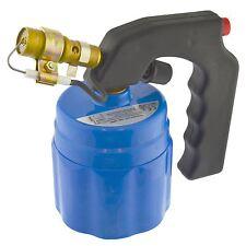 Butane Chalumeau Gaz Plomberie 190 g flamme Cylindre bouteilles PIEZO ALLUMAGE SIL3