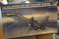 Trumpeter 1/32 02239 Russia MIG-29K Fulcrum Fight model kit ◆Factory sealed!