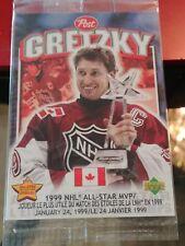 1999 Post Cereal/ Upper Deck #6 Wayne Gretzky All Star MVP New