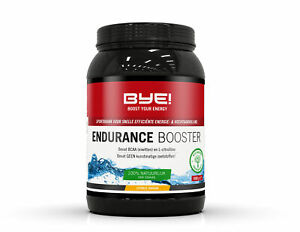 BYE! Endurance booster sports drink zitrone - 1 kg