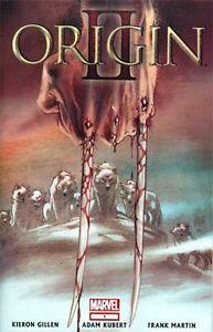 ORIGIN II #1 (2014) Acetate Cover!!