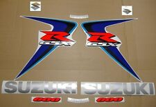 GSX-R 600 2006 full decals stickers graphics aufkleber kit set k6 moto наклейки