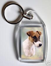 Smooth Fox Terrier Key Ring By Starprint