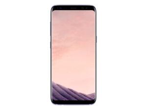 Unlocked Samsung Galaxy S8 SM-G950U G950U1 Orchid Gray Smartphone GSM Average
