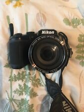 Nikon COOLPIX B500 16.0MP Digital Camera - Black