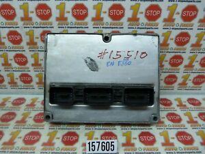 2007 2008 FORD E350 6.0L DIESEL ENGINE COMPUTER MODULE ECU 7C2A-12A650-LB OEM