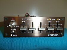 Pioneer AD-30 Car Graphic Equalizer Booster Component Centrate Vintage