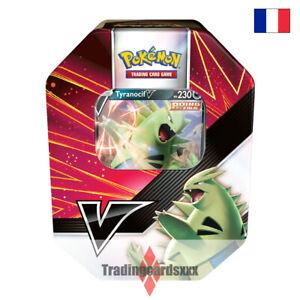 Pokémon - Pokébox Boite Attaquants-V : Tyranocif-V