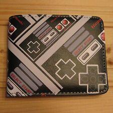 Man Wallet Fashion Game Nintendo leather