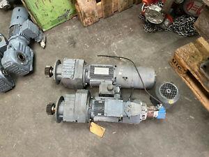 Sew gearmotor 0.75KW 360r/min RF47