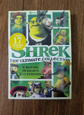 Shrek: The Ultimate Collection(7-Disc Set, Dvd )Brand New Free Shipping