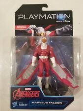 Playmation Marvel's Falcon Avenger Hero Smart Figure powered by Disney Ages 6+