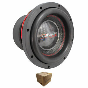 "American Bass Competition Subwoofer 10"" 3000 Watts Dual 4 Ohm Hawk 1044"