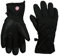 Seirus 166881 Womens Windstopper Cyclone Winter Gloves Black Size Large