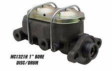 "MC1321H - Cast Iron 1"" Bore Master Cylinder, Corvette Style Universal w/ 4 ports"
