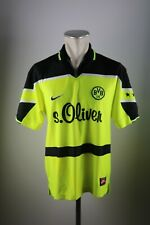 Borussia Dortmund Trikot 1997-98 Gr. M BVB 09 Nike jersey s.Oliver 90er Shirt