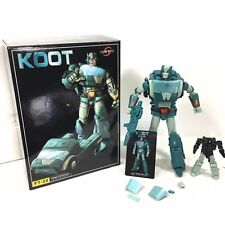 FansToys FT-22 KOOT Transformers Masterpiece G1 Kup Action Figure New