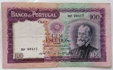 More details for portugal banknote: 100 escudos, 1961