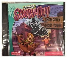 SCOOBY DOO SHOWDOWN IN GHOST TOWN (PC) SEALED -FREE U.S. SHIP -WIN10, 8, 7, XP