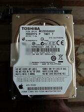 """Toshiba MK2555GSX 250GB, Interno, 5400 Rpm, 6.35 Cm (2.5"""") (HDD2H74) Desktop HDD"""